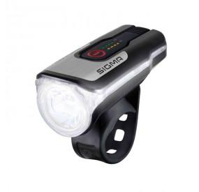 Éclairage vélo à batterie avant Sigma Aura 45