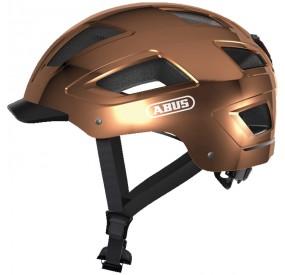 Casque cycliste Abus Hyban 2.0 Chrome Edition