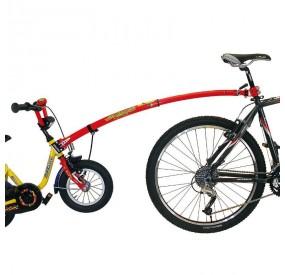 Barre de traction pour vélo enfant