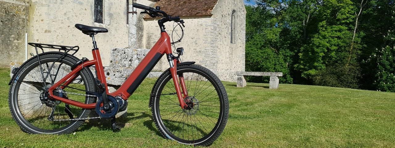 Vélo Star Juin 2021 - iSwan Explorer Boost 6.1 - VelectrikMoov