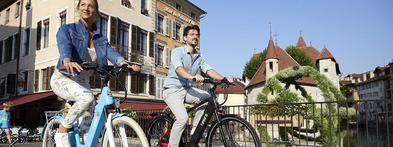 Venez découvrir nos vélos exclusifs