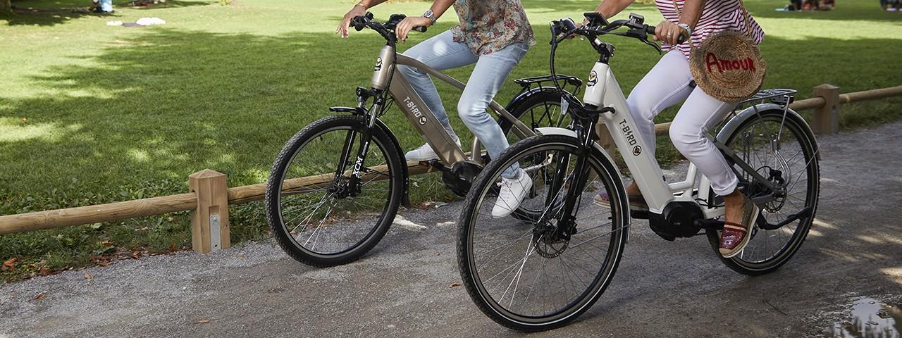 Tester nos vélos